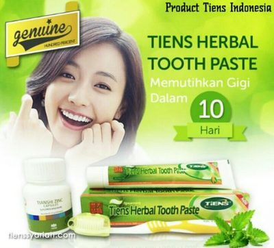 odol tiens herbal