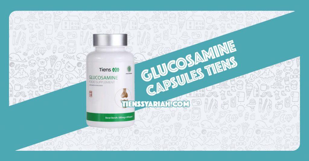 GLUCOSAMINE-TIENS-RESMI