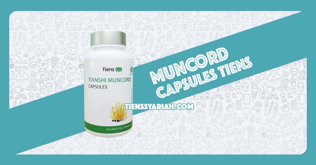 MUNCORD-CAPSULES-TIENS-MURAH-RESMI